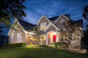 St Louis Residential Real Estate Twilight Photography
